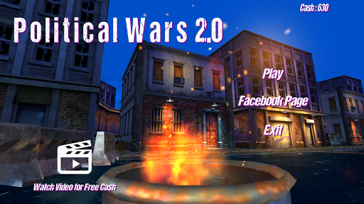 Political Wars 2 - Action Fighting Game 1.1 screenshots 1