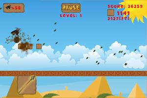 Screenshot of Dung Runner