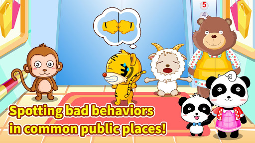 Travel Safety - Educational Game for Kids  screenshots 8
