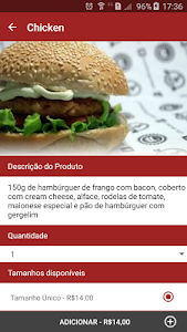 Star Burger screenshot 2