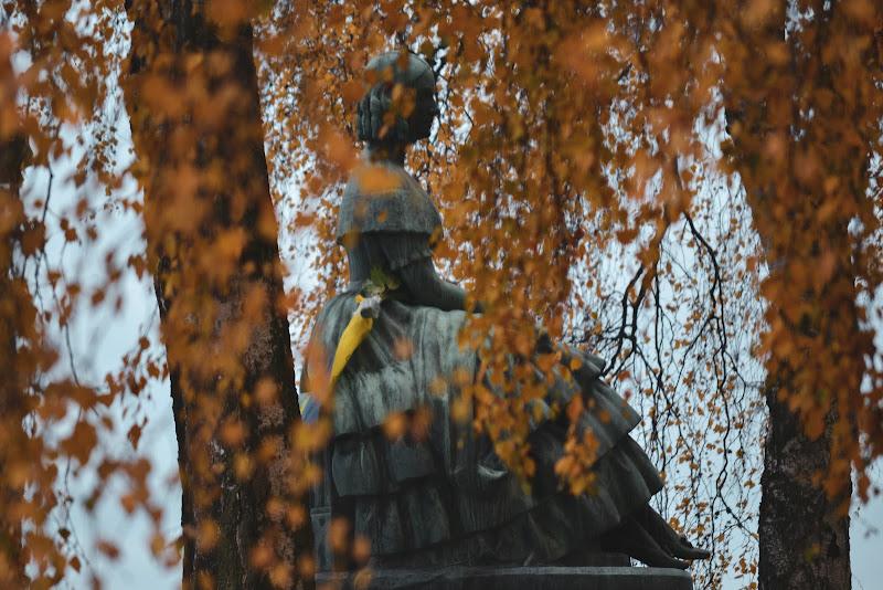 Lacrime d`autunno di Capecchio