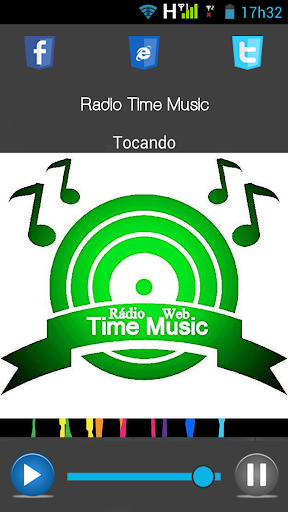 Rádio Time music