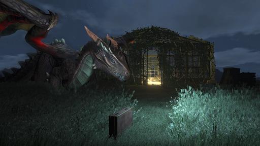 Wizards Greenhouse Idle  captures d'écran 1