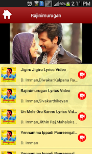 Rajinimurugan Movie Songs screenshot 2
