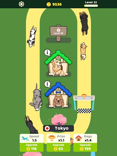 Dog Racing Idle apkmind screenshots 8