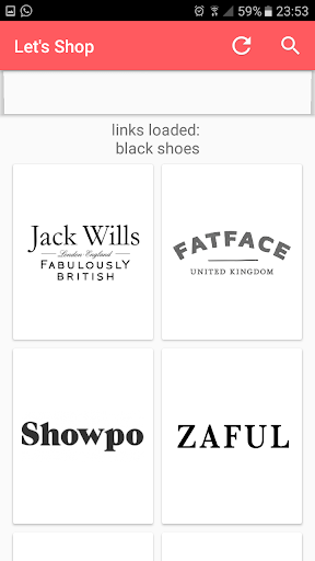 Let's Shop - Compare stores - Fashion shopping screenshot 7