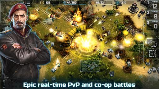 Art of War 3: PvP RTS modern warfare strategy game  screenshots 1