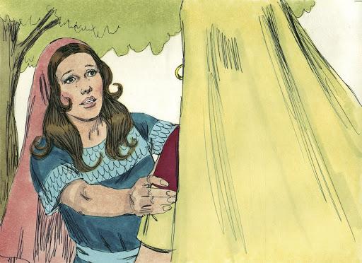 რუთის წიგნი-Megilat Ruth