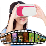VR Video Player SBS 360 Videos Icon