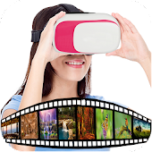 VR Video Player SBS 360 Videos