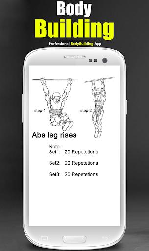 Body Building Trainer 5.2.7 screenshots 14