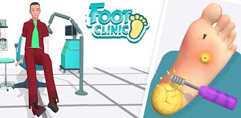 Foot Clinic - ASMR Feet Care kostenlos am PC spielen, so geht es!