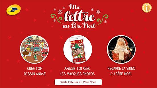 video lettre pere noel Ma lettre au Père Noël – Applications sur Google Play video lettre pere noel