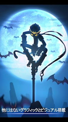 League of Stickman 2019- Ninja Arena PVP(Dreamsky)のおすすめ画像2
