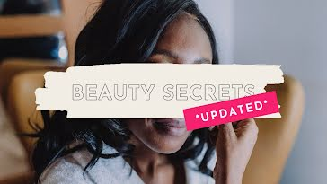 Updated Beauty Secrets - YouTube Intro template