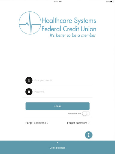 Healthcare Systems Federal Credit Union >> Healthcare Systems Fcu Apk Download Apkpure Co
