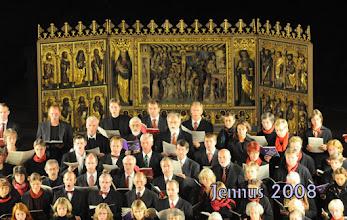 Photo: Dom Schwerin Sänger und Altar