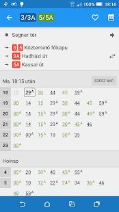 Debreceni Menetrend- screenshot thumbnail