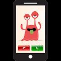 Funny Caller Screen icon