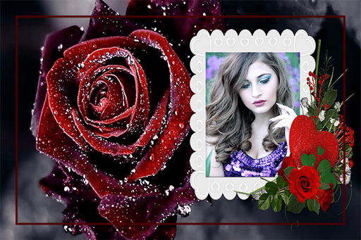 Rose Photo Frames - Apps on Google Play