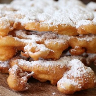 Baked Funnel Cake Recipes.