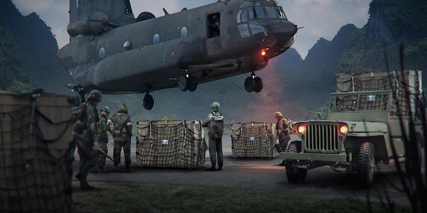 Vietnam War Platoons 8