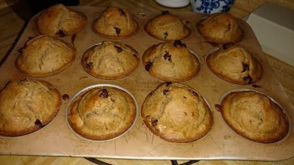 Pumpkin Chocolate Chip Muffins / Bread Recipe