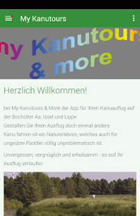My Kanutours – Miniaturansicht des Screenshots