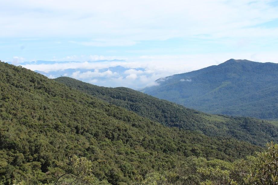 Serras do Sul De Minas Gerais