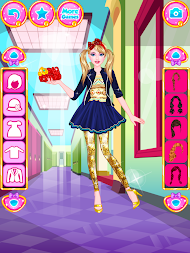 High School Dress Up For Girls APK screenshot thumbnail 21