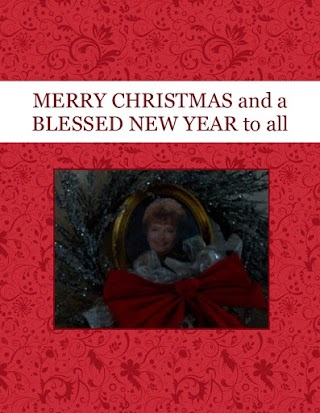 MERRY CHRISTMAS and a BLESSED NEW YEAR to all