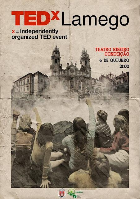 Conferência TEDx quer inspirar Lamego