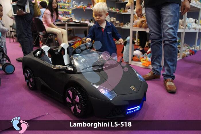 Xe hơi điện trẻ em LS-518 16