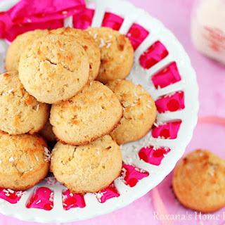 Coconut Cookies (gluten free)