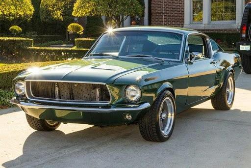US Cars Classic Cars