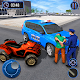 US Police Hummer Car Quad Bike Police Chase Game (game)