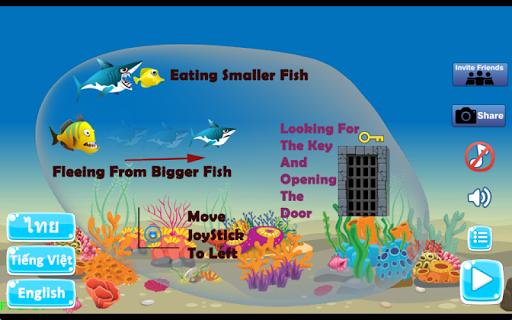 Shark Journey - Feed and Grow Fish Game filehippodl screenshot 20
