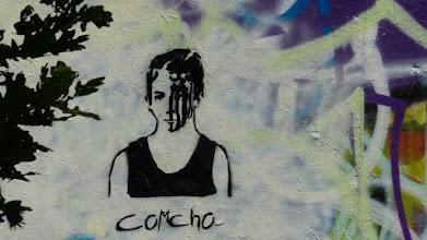 Photo: Stencil; COMCHA