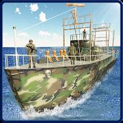 مجرمي جيش النقل السفينة