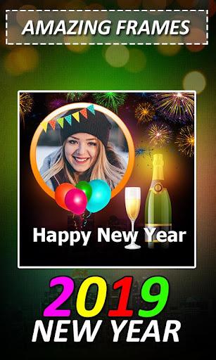New Year Photo Frame 2019 1.0 screenshots 12