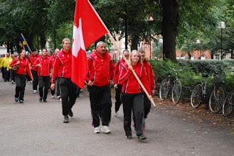 Photo: Team Switzerland. Photo:Patric Fransson