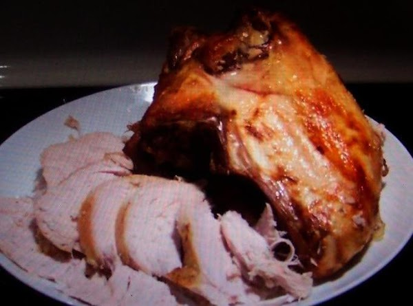 """I have made this with my recipe:   """"TURKEY BREAST ROAST & a mayonaise..."""
