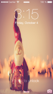 Passcode for Christmas theme Keypad 2018 - náhled