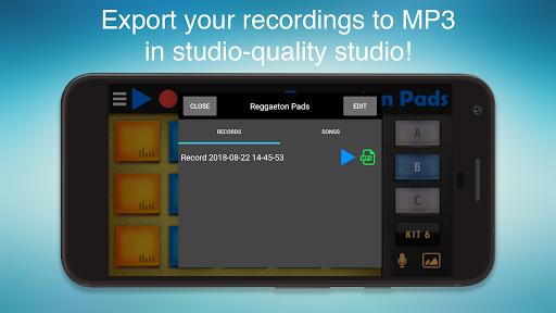 Reggaeton Pads screenshot 5