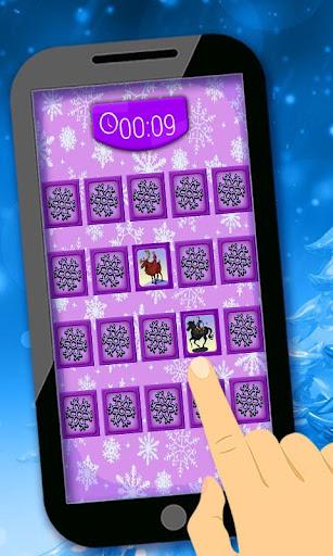 無料娱乐Appの氷の王女のペアゲーム 記事Game