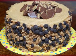Reeses Overload Cake Recipe