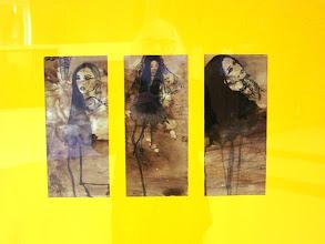 Photo: De drie gratieën (?)