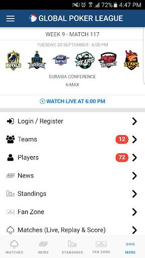 Global Poker League GPL.TV