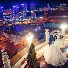 Wedding photographer Andrey Khomenko (Oksamyt). Photo of 17.12.2017