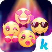 Sexy Emoji for Kika Keyboard